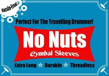 No Nuts Cymbal Mounts