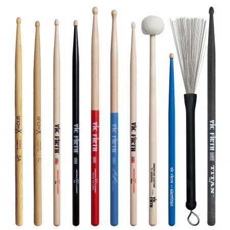 Sticks & Brushes