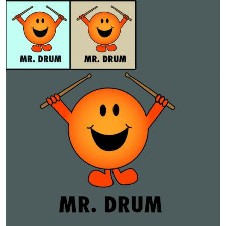 Mr Drum Tshirt