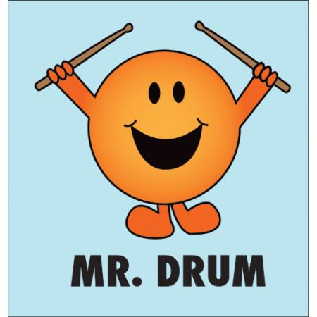 Child Mr Drum Tshirt
