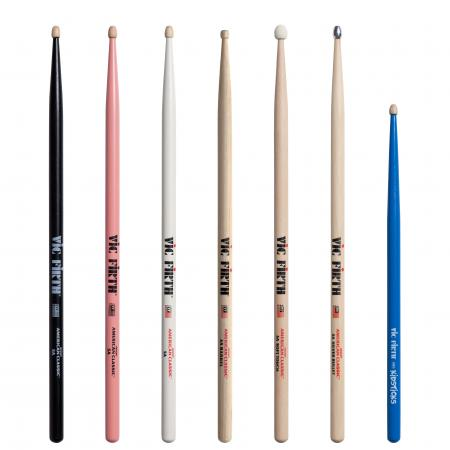 Vic Firth American Classic Other Tips & Colours