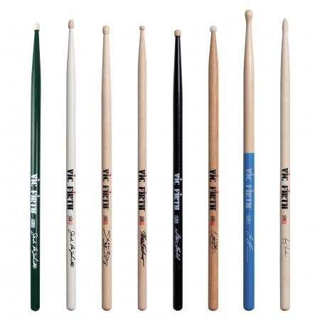 Vic Firth Signature - Surname D-H