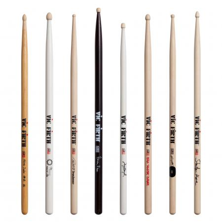 Vic Firth Signature - Surname I-Q