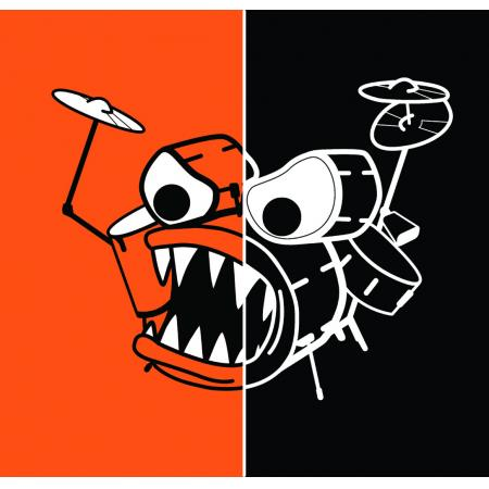 Drum Monster Tshirt
