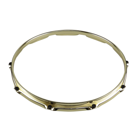 Triple Flange Brass Hoops
