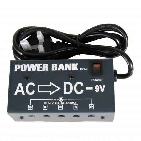 Leem Heavy Duty DC9 Power Bank - 5 Output